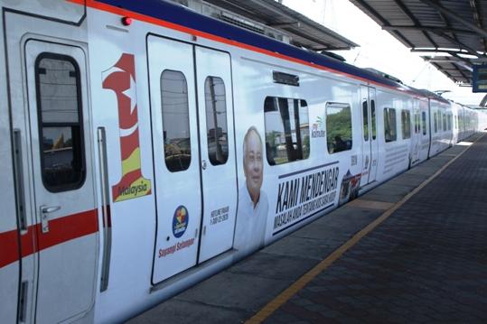 Sayangi Selangor KTM 02